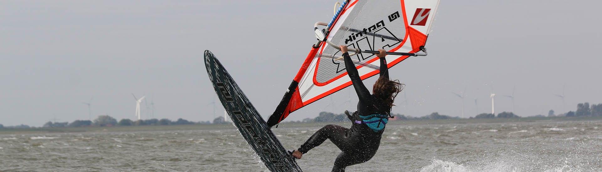 Starte jetzt deine Windsurf-Karriere